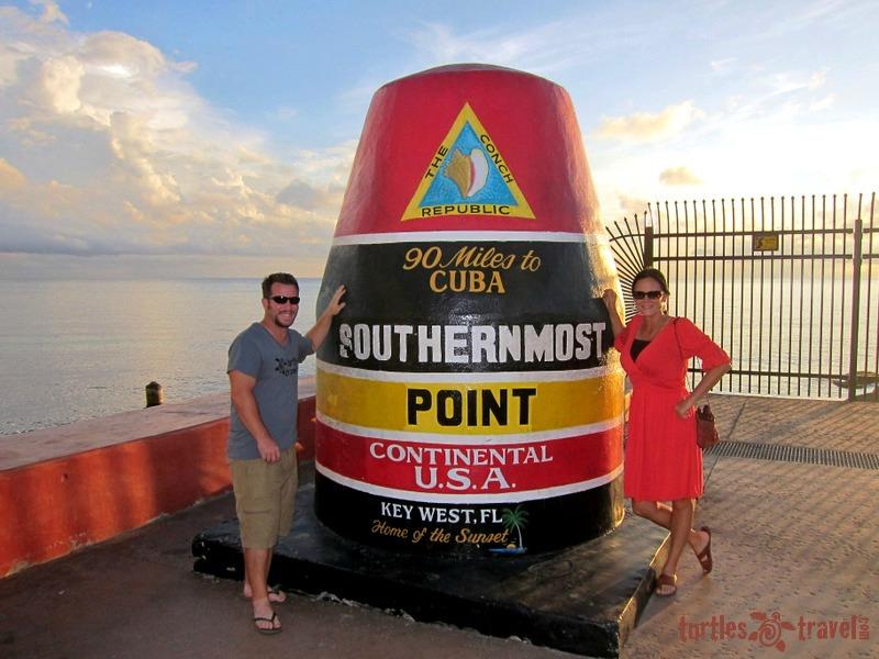 October: Key West, Florida