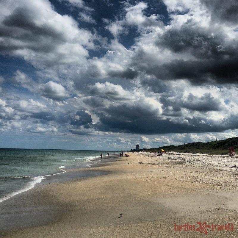 September: Cocoa Beach, Florida