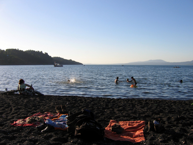 Lake Villarrica, Pucon, Chile