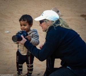 Jenny In Jordan
