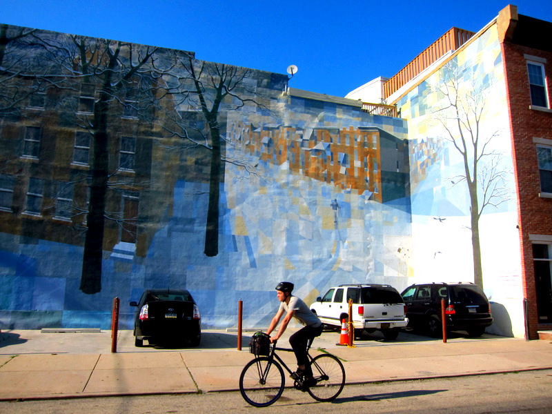 Street art and the beauty of philadelphia murals for Cape cinema mural