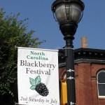 NC Blackberry Festival
