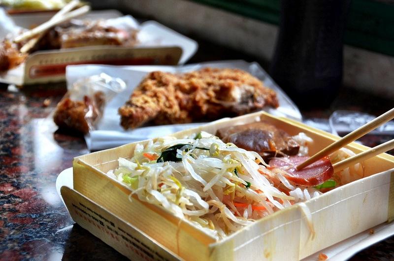 Taiwan lunchbox