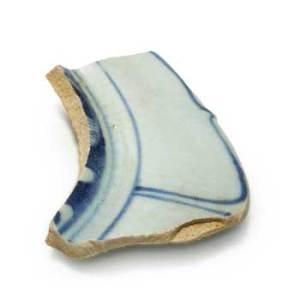 初期伊万里向付陶片