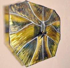 ceas de perete vitrat 009-2