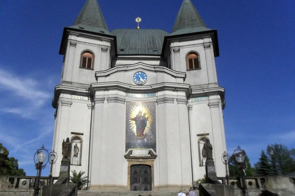 Sanktuarium Svaty Hostyn