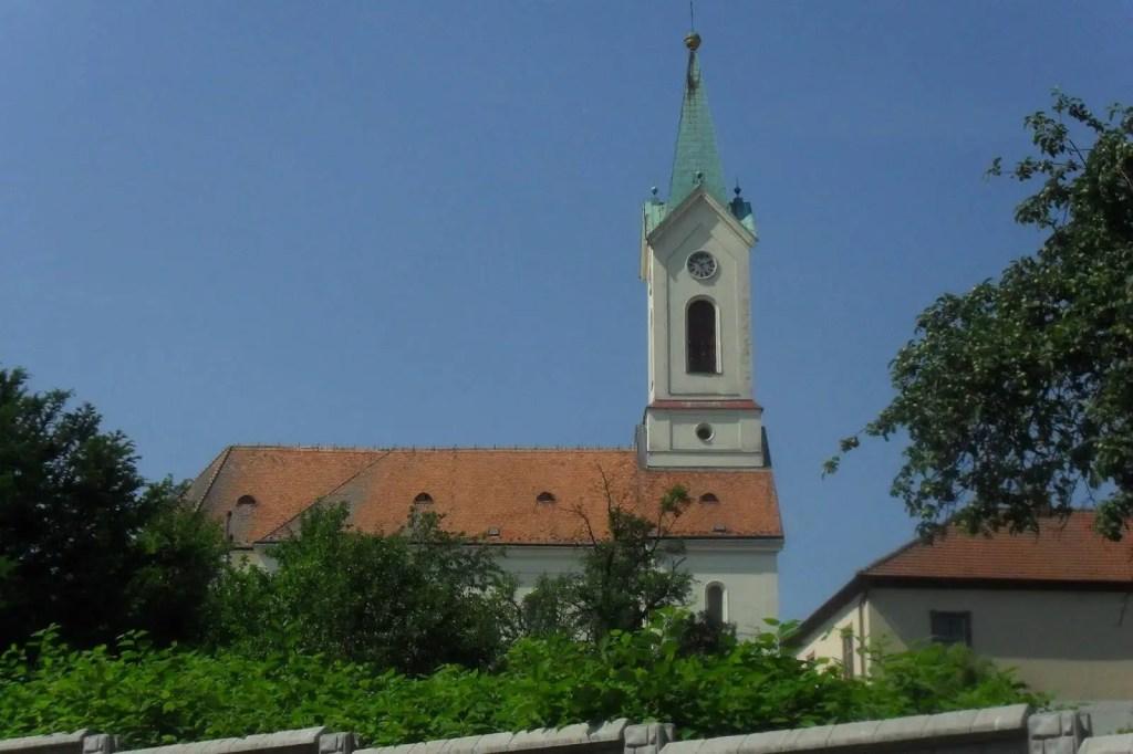kościół w Svabenicach