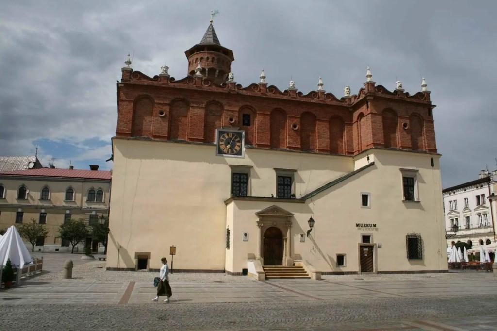 Atrakcje turystyczne w Tarnowie