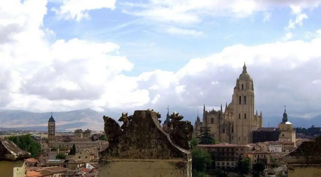 Segovia w Hiszpanii