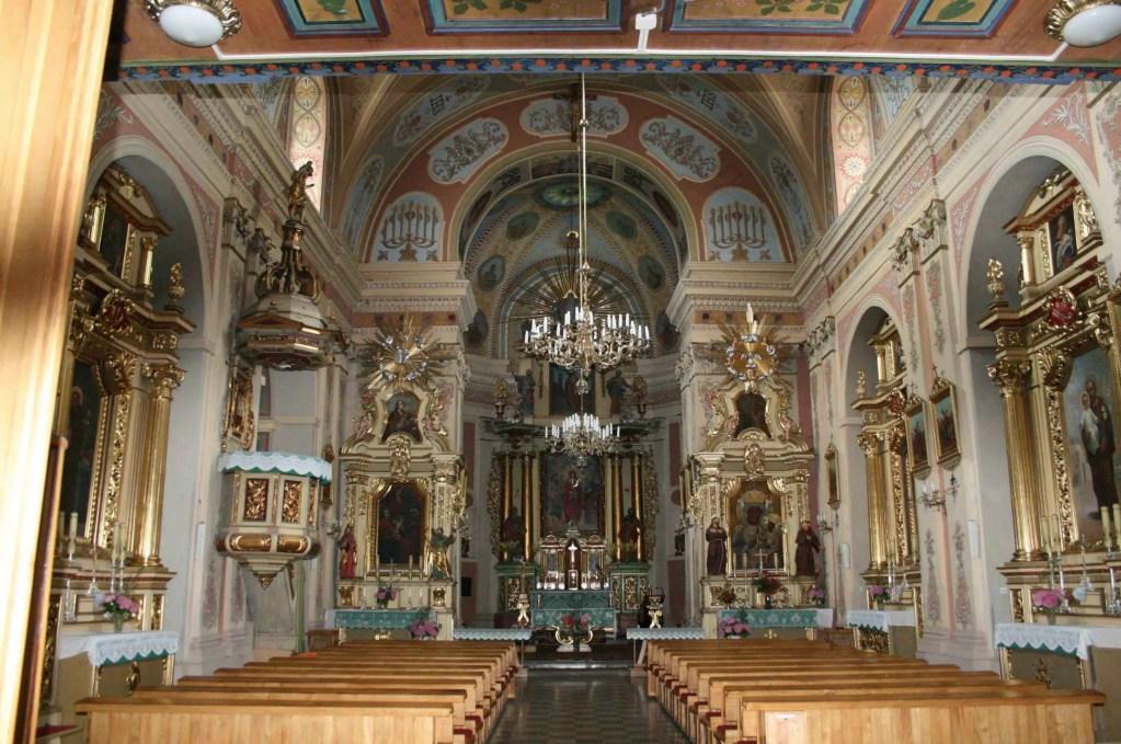 Kościół św Bartłomieja we Włodowicach
