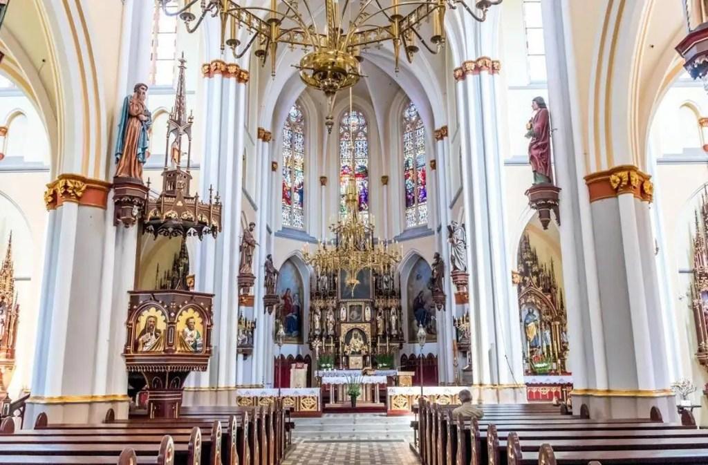 Kościół św Jana Chrzciciela w Raciborzu