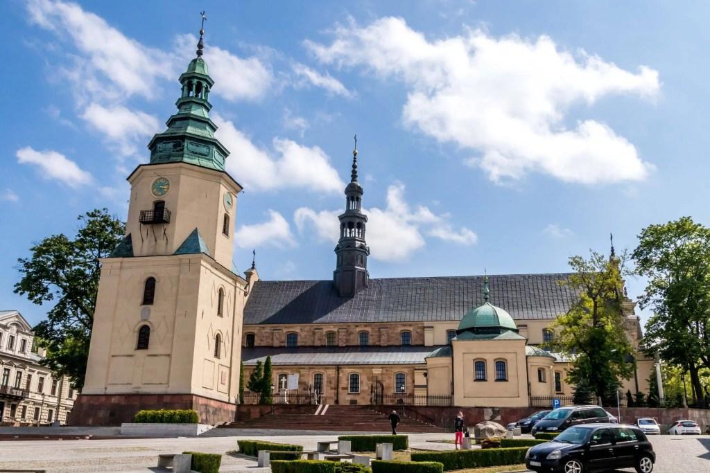 Katedra Wniebowzięcia N.M.P.w Kielcach
