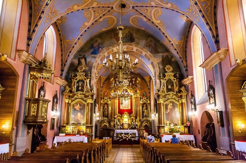 Kościół św Antoniego w Przemyślu