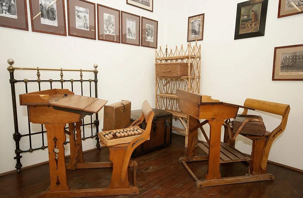 Muzeum Lat Szkolnych S Żeromskiego
