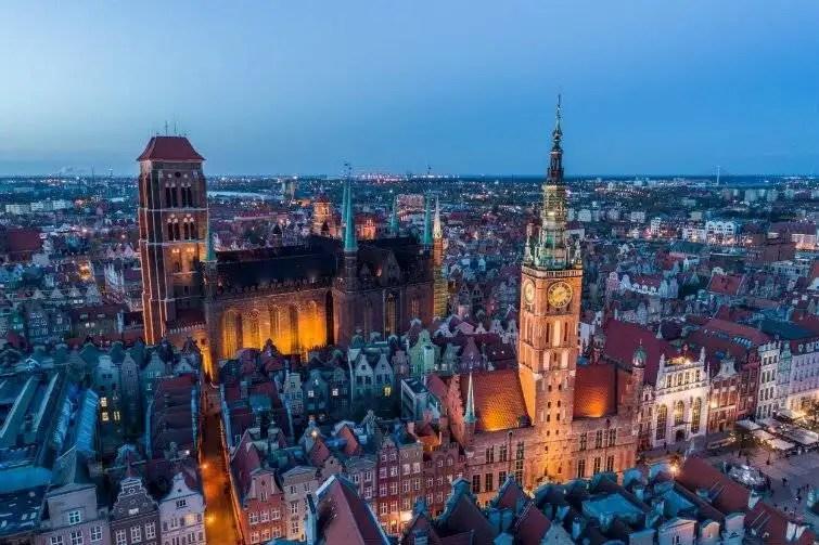 Gdańsk - miasto Neptuna