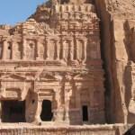Petra w Jordanii – miasto wykute w skale