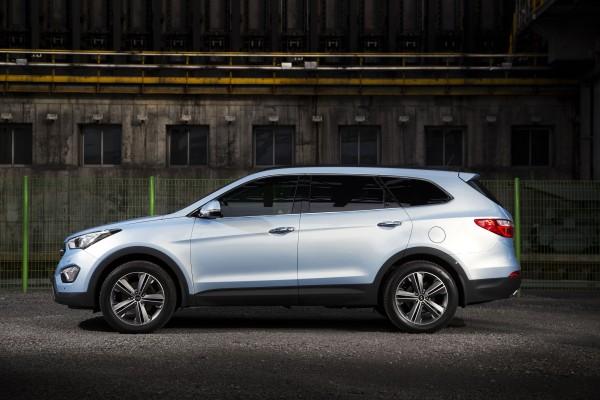 Większy Hyundai czyli Grand Santa Fe