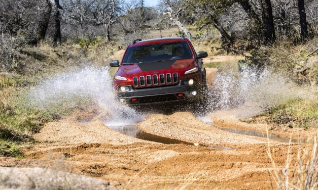 Jeep Cherokee 2014 – powrót króla