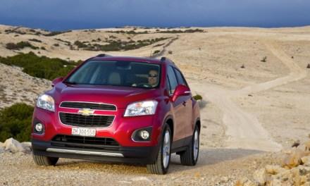 Chevrolet TRAX – nowy SUV w segmencie B
