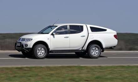 L200 STORM – limitowana wersja pick-upa Mitsubishi już w salonach