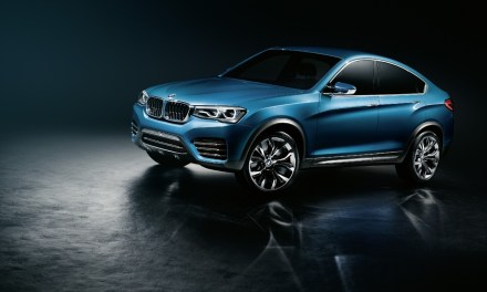 BMW concept X4 – przyszłość SUV wg BMW