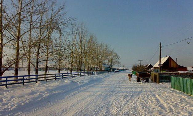 Zimowa wyprawa – Workuta 2013