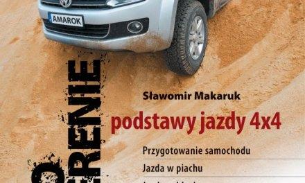 Pierwszy podręcznik jazdy 4×4 już w sprzedaży!