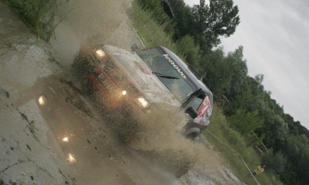 RMF 4rt po pierwszym dniu zmagań w RMF Maxxx Kager Rally w Dobczycach