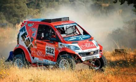 Dziewczyny pojadą w Dakarze Buggy Smart T3?