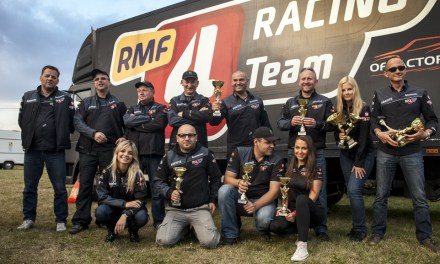 Triumf RMF 4RACING Team w cyklu RMF Maxxx Kager Rally