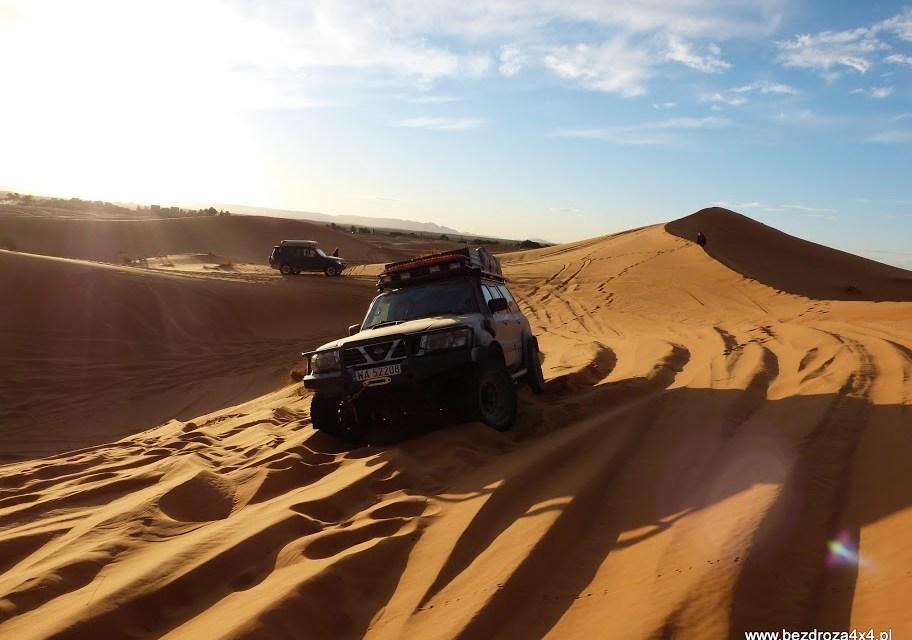 Szlakiem berberyjskich koczowników VIDEO-relacja z wyprawy do Maroka z Bedroża4x4