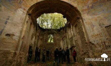 VIDEO-relacja z Wożuczyna – zobacz co straszyło w ruinach zamku