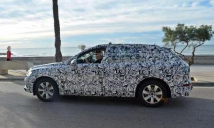Audi Q7 nowej generacji: zdjęcia szpiegowskie