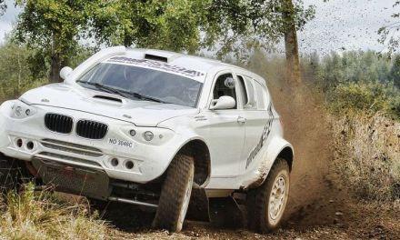 Debiut nowego auta Magdy i Marcina z offroadSPORT na Żagań Master Race