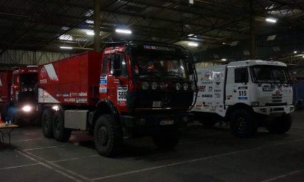 Dakar wypłynął z Europy