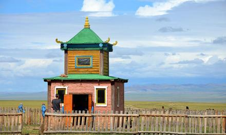 Mongolia z Mariuszem Rewedą – megarelacja !