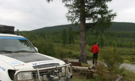Adventure Team 2014 Siberia Adventure Expedition – VIDEO-prezentacja