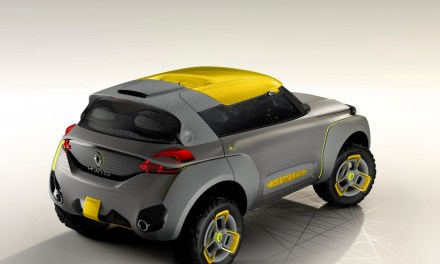 Renault Kwid Concept – crossover buggy