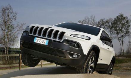 Nowy Jeep Cherokee