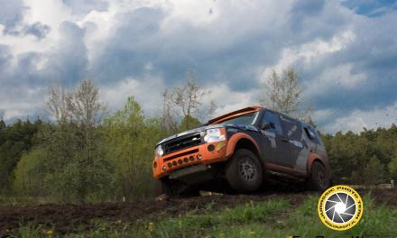 I mokro, i sucho – pierwsza runda RMF Maxxx Rally za nami – FOTO-relacja