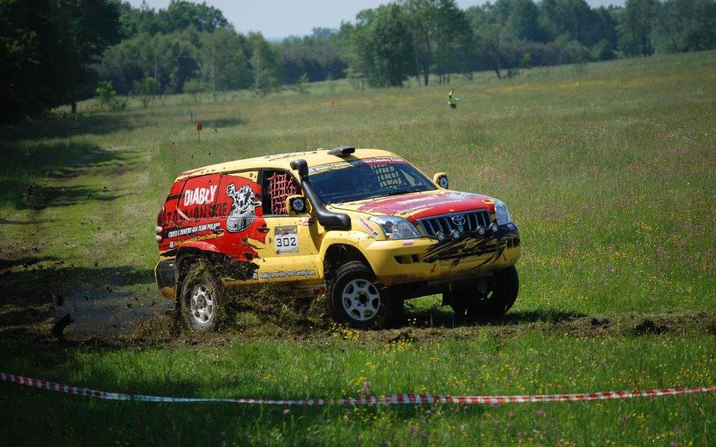 II Runda RMF Maxxx Rally w Borzęcinie za nami