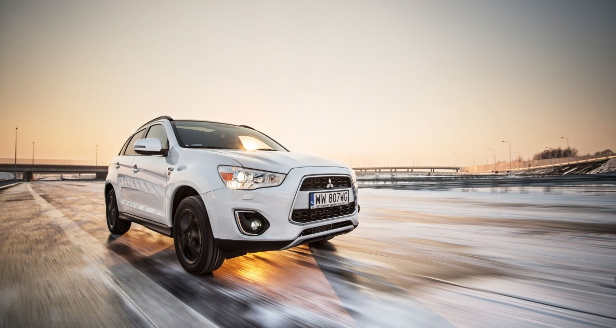 Mitsubishi ASX Ralliart 2015 już w polskiej ofercie