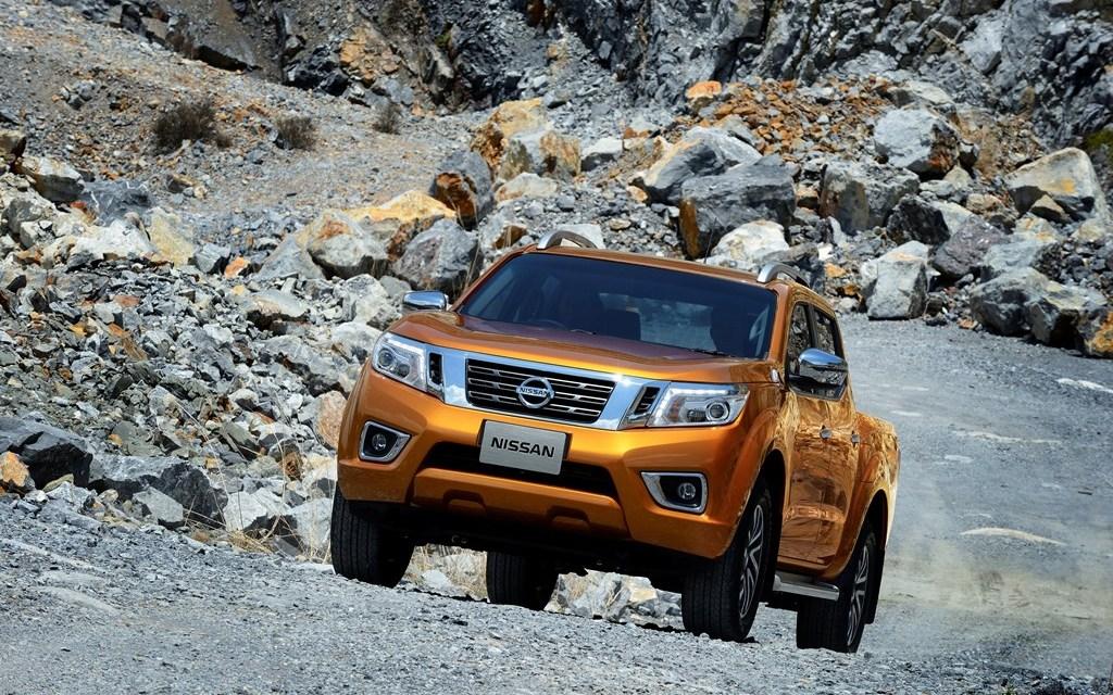 Zupełnie nowy Nissan NP300 Navara: pickup nowej generacji