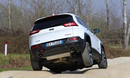 """""""El Economista"""": Jeep Cherokee"""