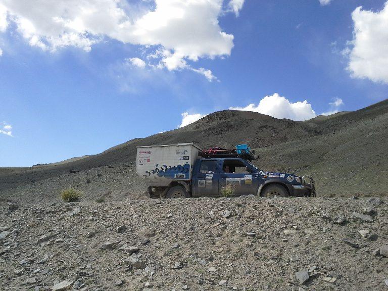 Relacja pierwsza z Poland Mongolia Trans-Siberian Expedition 2014