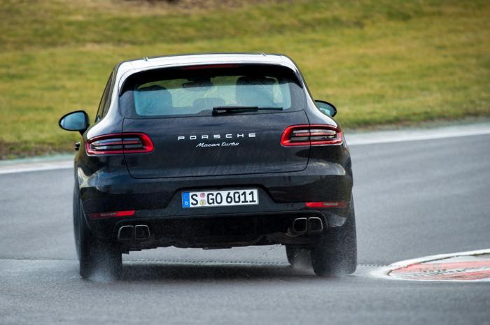 Porsche Macan Turbo S – naprawdę szybki SUV