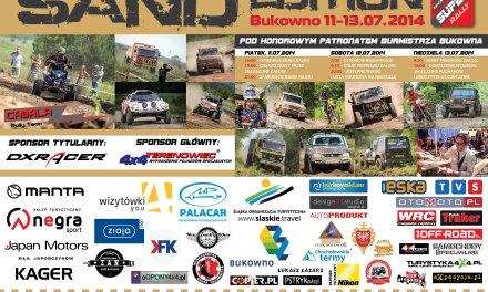 DXRACER SUPER RALLY Sand Edition w Bukownie
