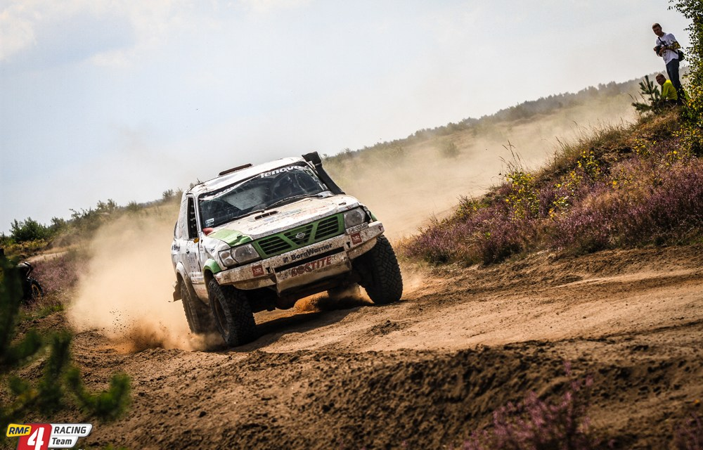 Baja Poland 2014 oczami RMF 4racing Team