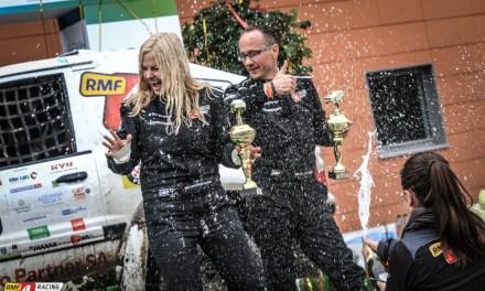 RMF 4RACING Team: Podwójne podium na Baja Poland 2014!