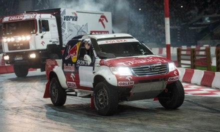VERVA Street Racing – Dakar na Narodowym już jutro